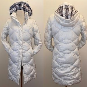 The North Face Miss Metro 550 down Parka size M